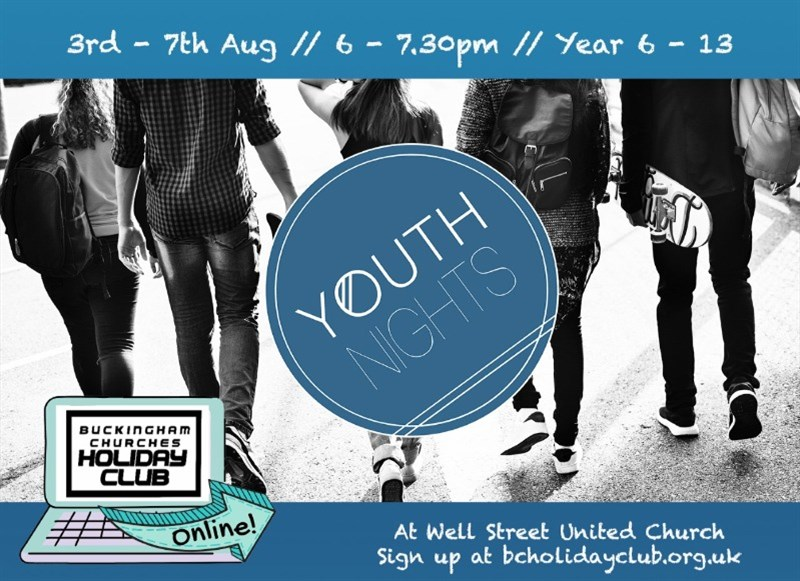thumbnail Youth Nights ONLINE