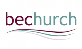 BE Church logo